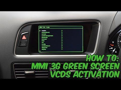 Vcds Audi Q7