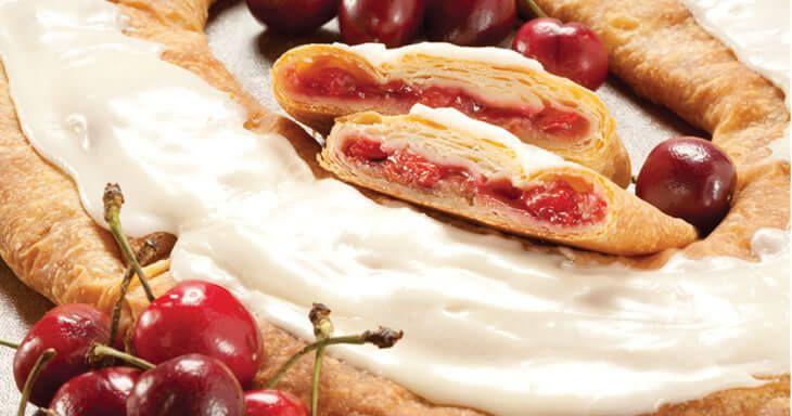 Cherry kringle danish bakery cherry kringle recipe
