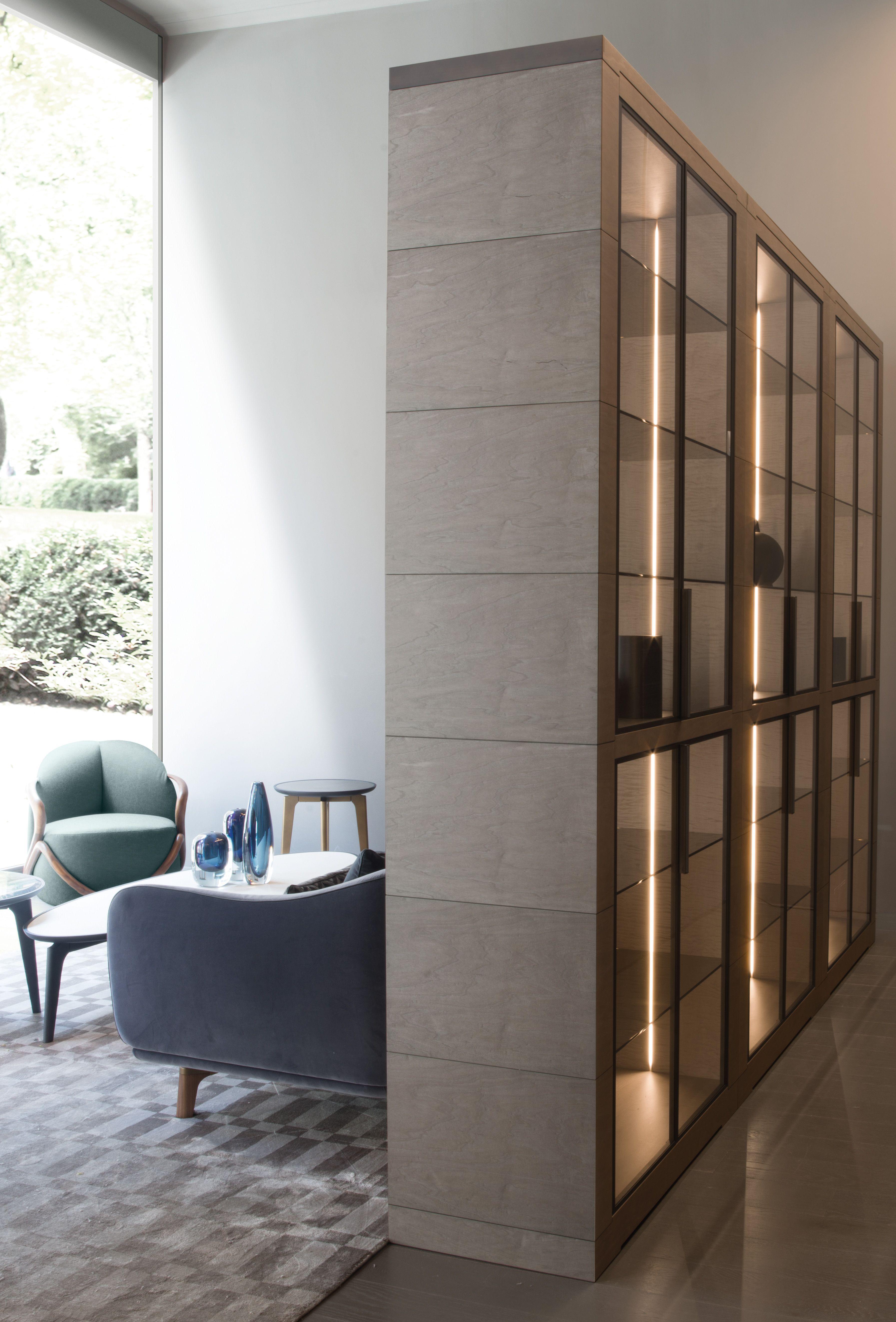 Oli is an infinitely spatial adaptive furniture modular