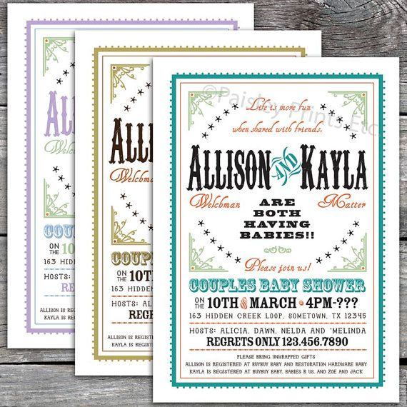 Western chic joint couples baby shower invitation im picturing a western chic joint couples baby shower invitation im picturing a backyard bbq filmwisefo