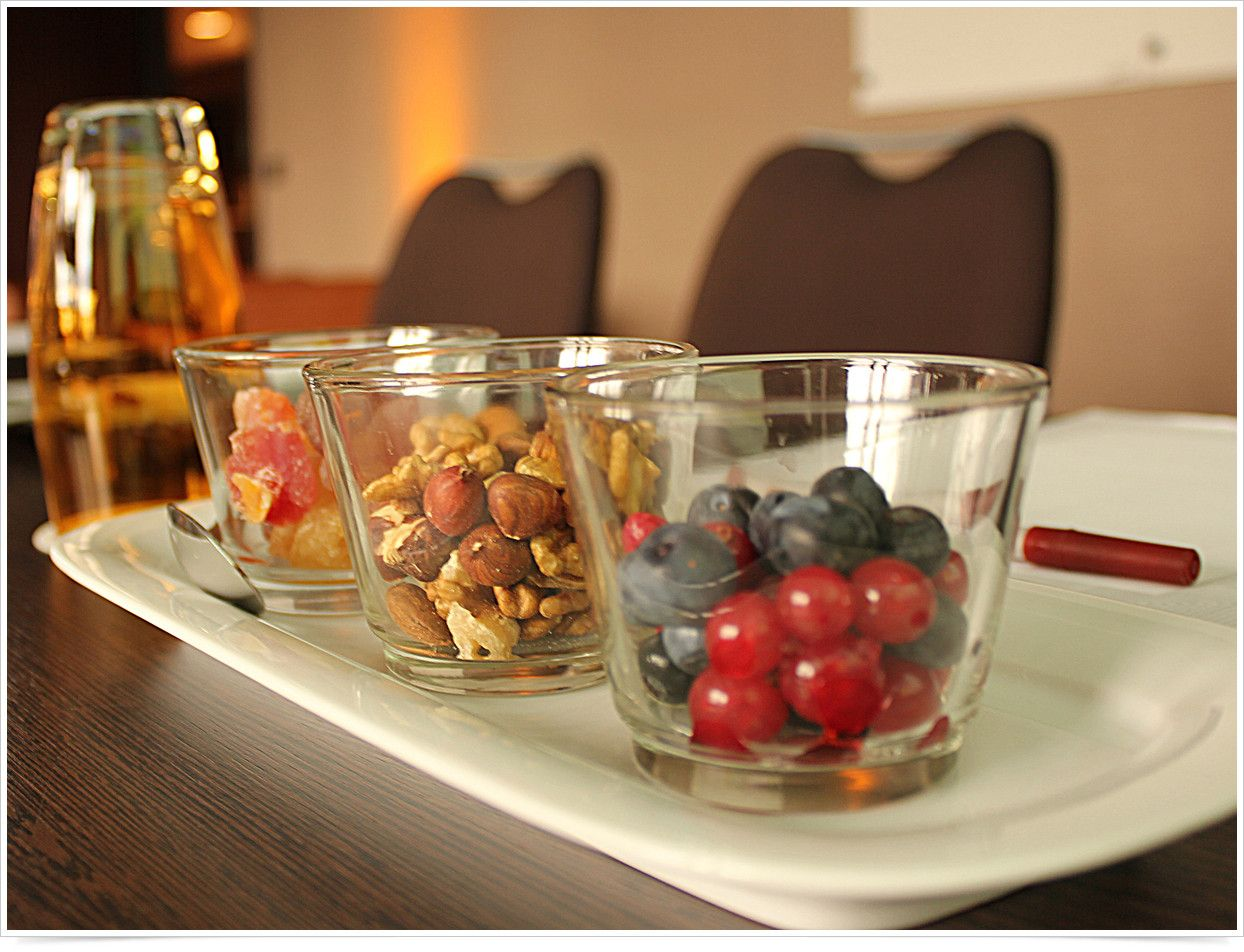 Meeting Room Snacks Energizing and Healthy Snack Ideas