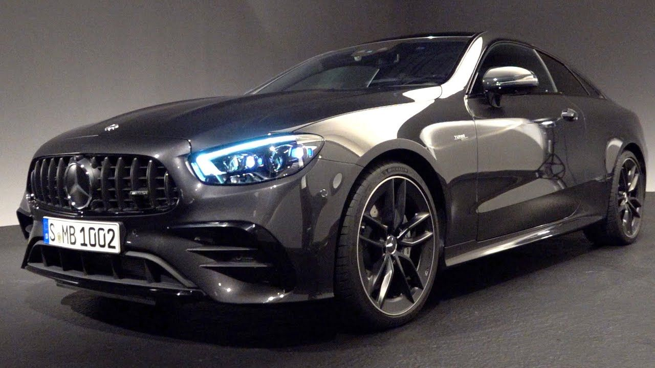 2021 mercedes e class amg coupe e53 new full review