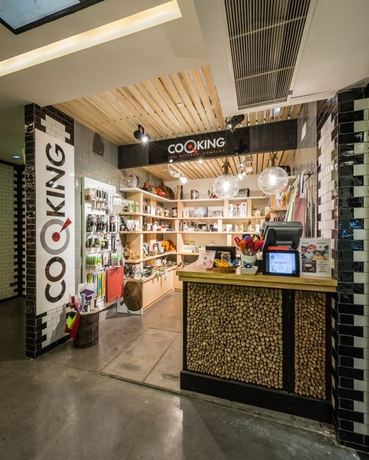 Nuestro Espacio Cooking The Kitchen Company En Platea Madrid, Calle Goya 5    7, Un Rincón Para Disfrutar De Los Mejores Utensilios De Cocina | Cooking  The ...