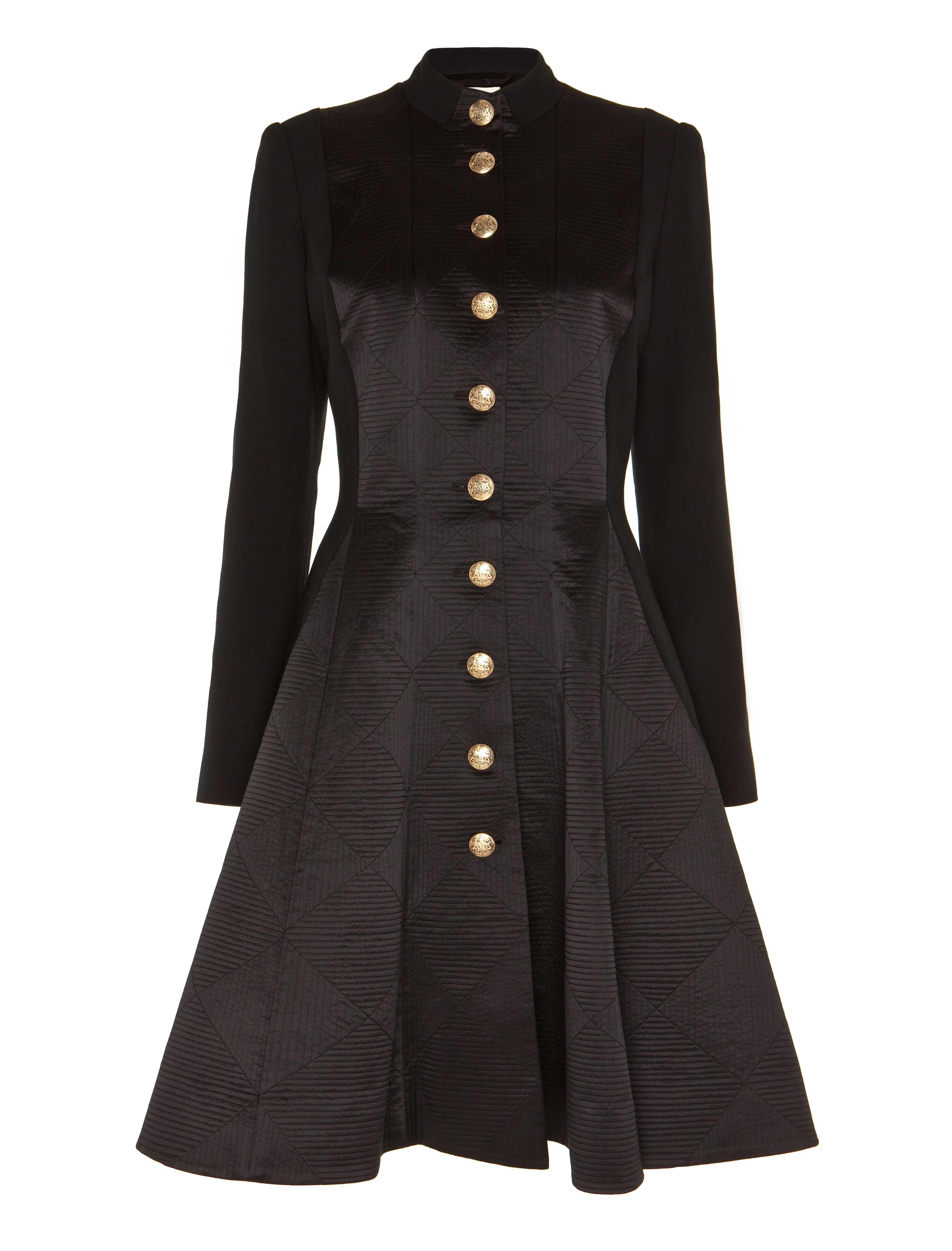 Nyla tailoring coat gothic dress and design pinterest gothic