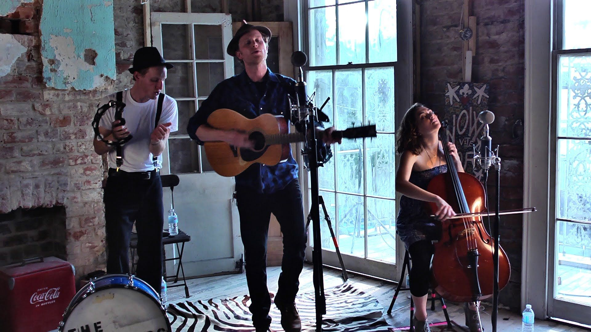 The Lumineers Live In New Orleans Full Concert The