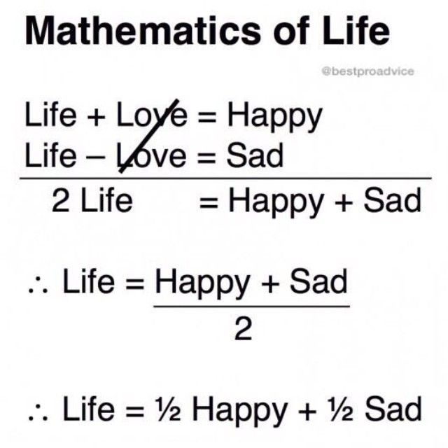 Mikebyster Math Quotes Quote Posters Funny Quotes