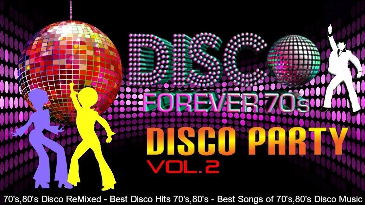 70's, 80's Disco Greatest Hits 70's, 80's Disco Party