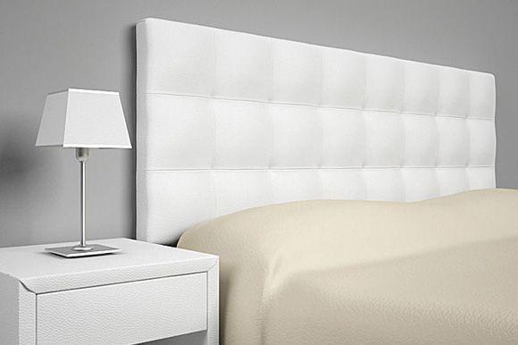 cabecero de cama acolchado cabeceros de cama modernos