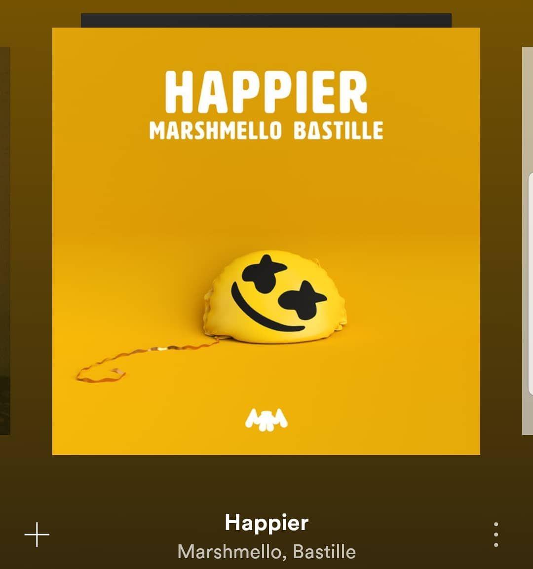 Tune happier bastille marshmello Bastille, Song artists