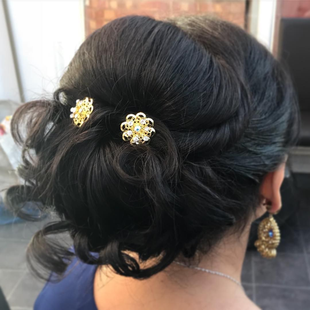 Updo hairstyles for prom wedding or etc page of