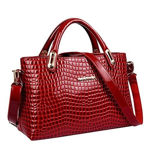 Red Handbags and Purses - 30 Styles We Love | Red bags