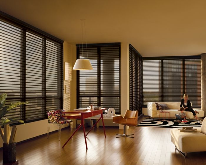 sonnenschutz fenster ein k hleres gef hl f r die sommermonate wohnideen pinterest. Black Bedroom Furniture Sets. Home Design Ideas