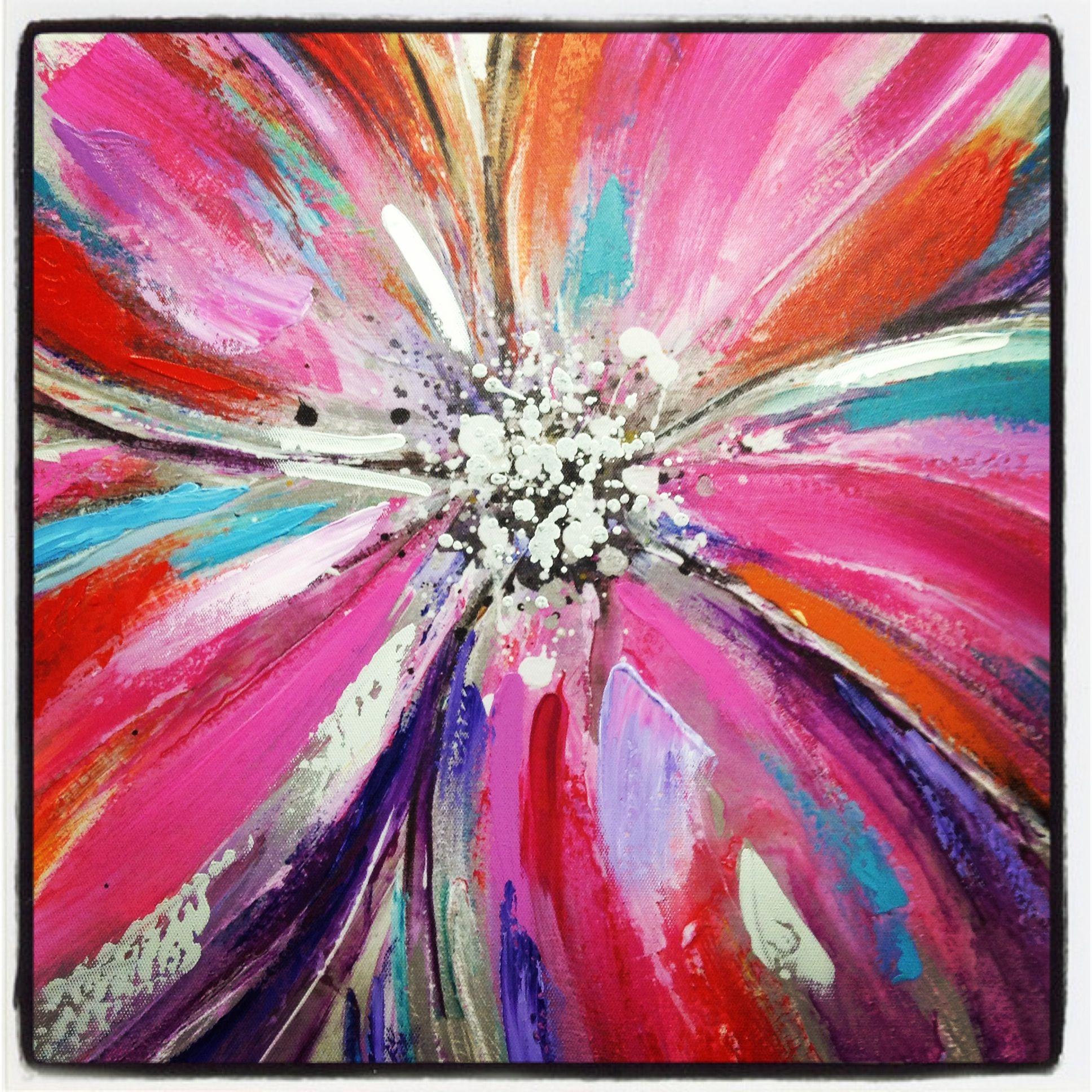 A Beautiful Flower Painting Crafts Pinterest Beautiful