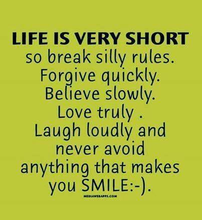 Life IsVery Short ……. ! http://www.allhottrends.com/life-isvery-short/