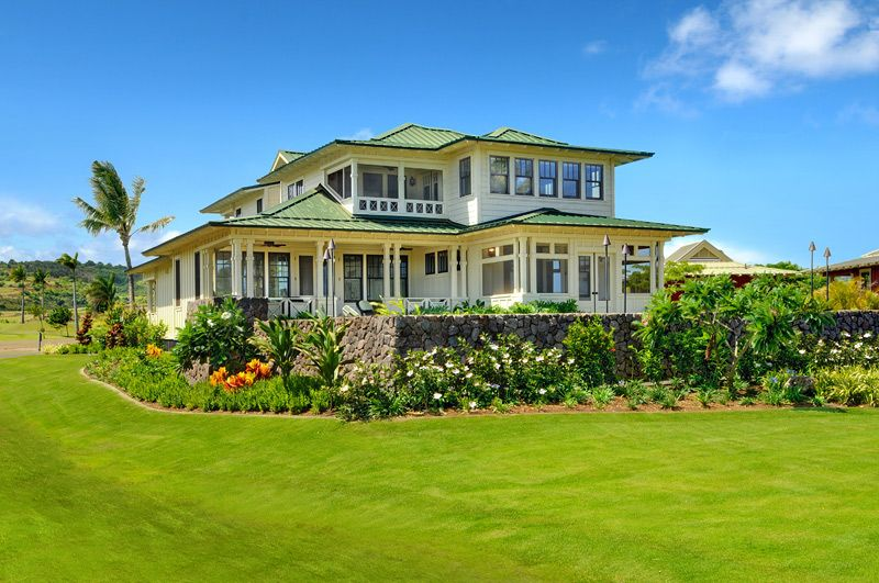 Kukuiula coastal cottage kauai travel hawaii for Hawaiian plantation architecture