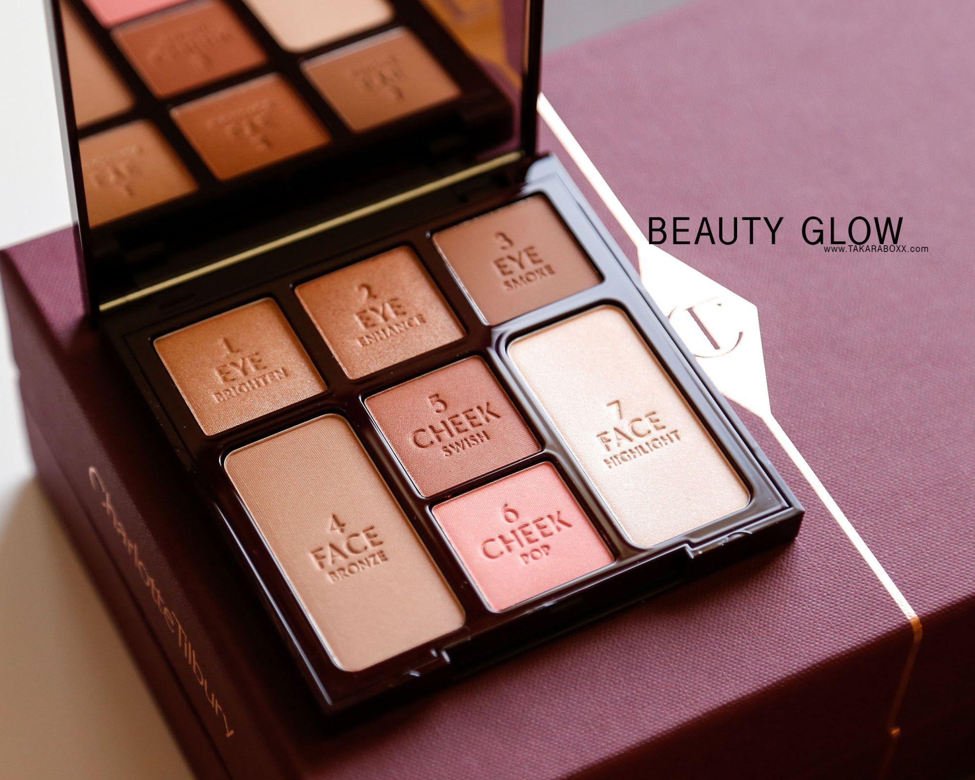 Ct Instant Look In A Palette Beauty Glow Beauty Glow Charlotte Tilbury Looks