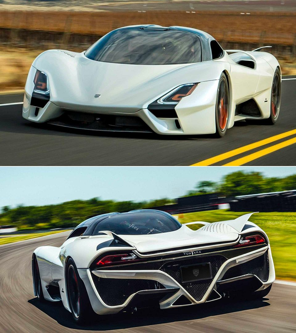 SSC Tuatara has 1750hp and just might be the fastest