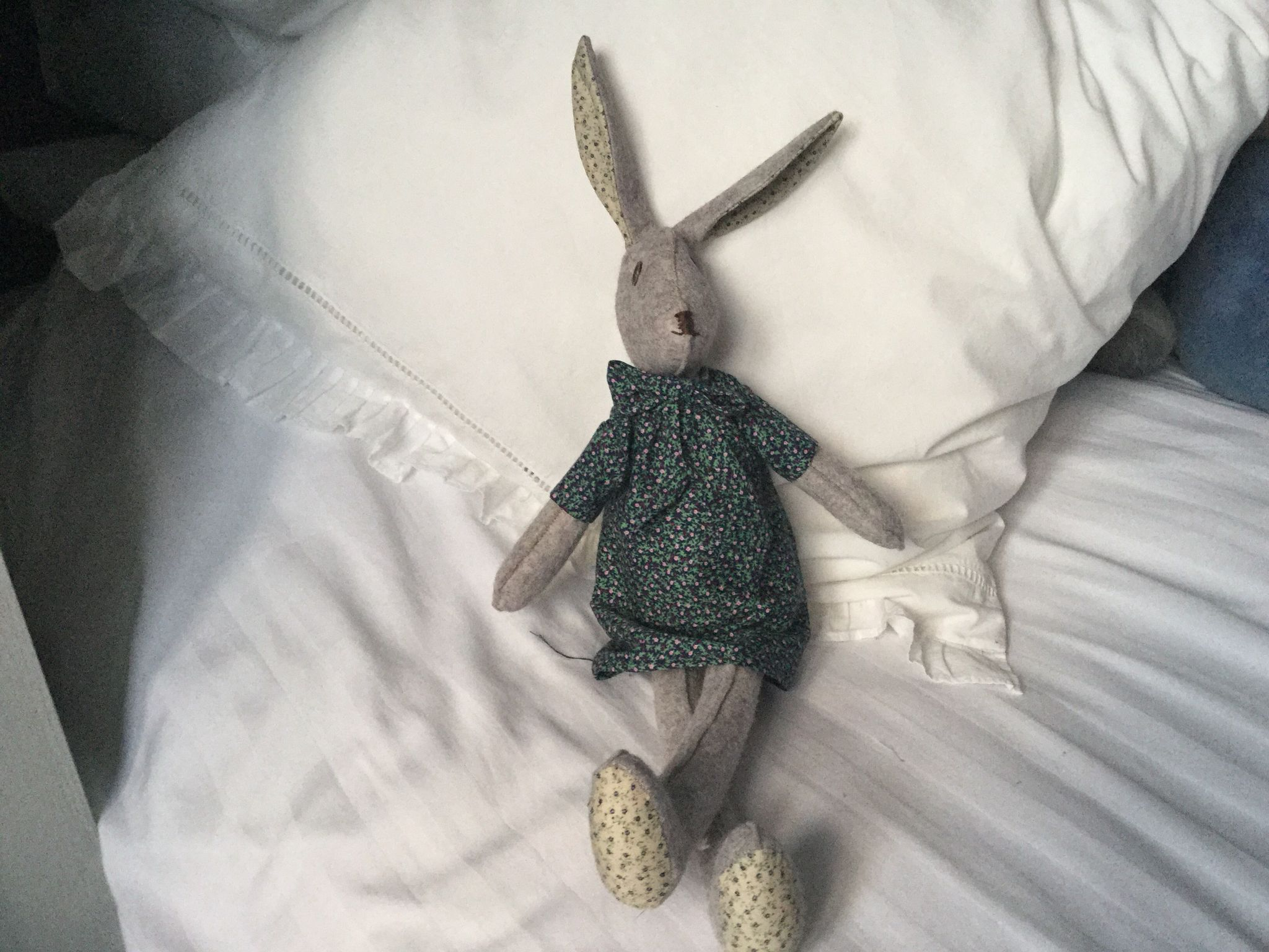 Luna Lapin made from a kit by cool crafting, also made her ...