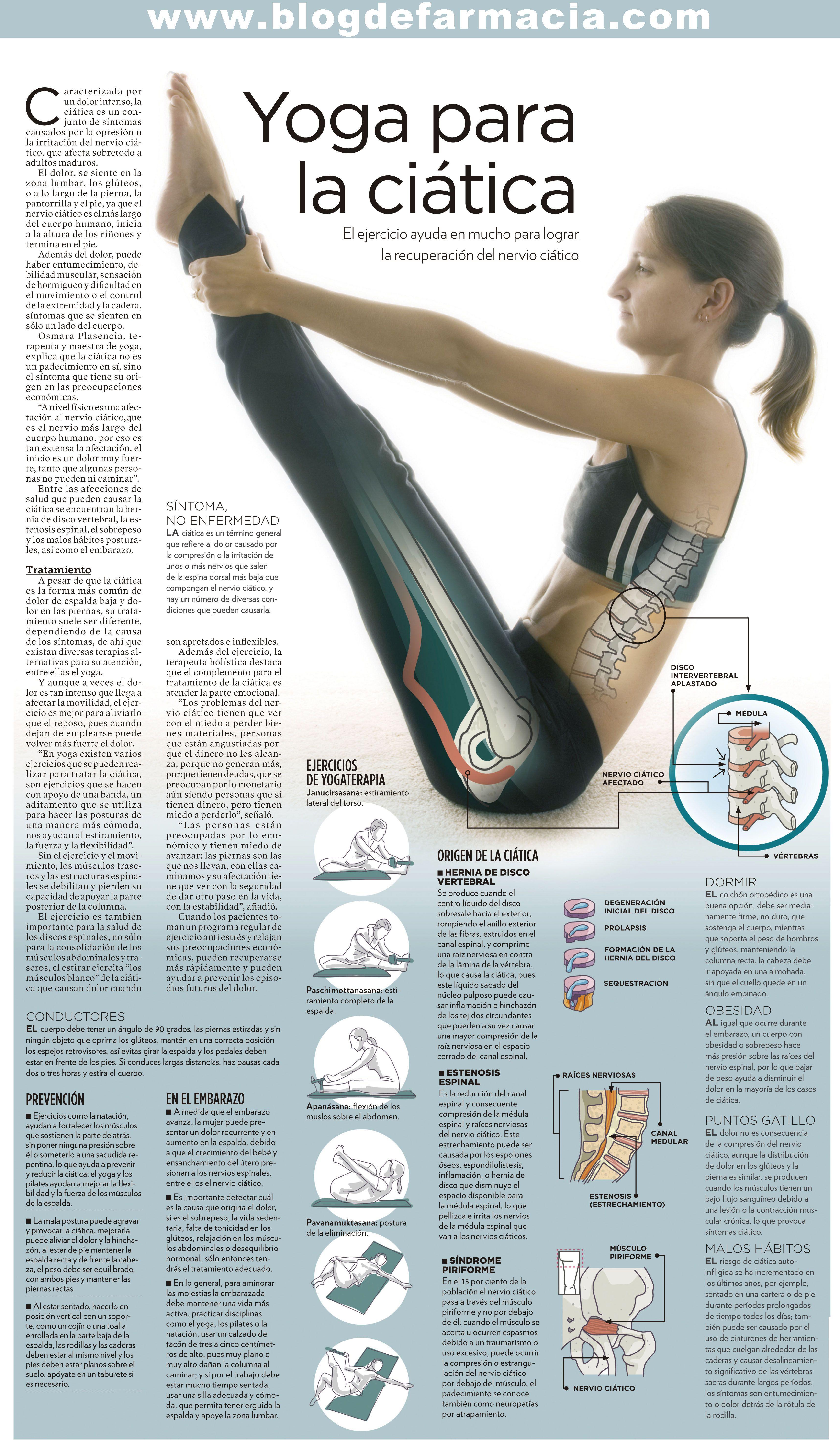 yoga-para-la-ciatica.jpg (3435×5896) | scoliosis | Pinterest | Yoga ...