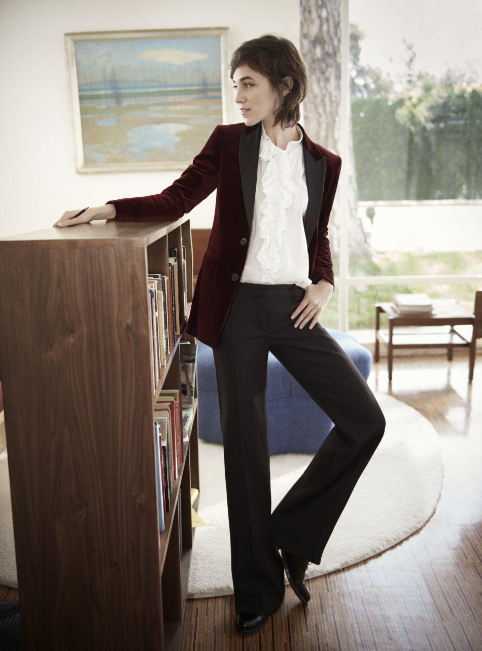 photos le chic toujours son paroxysme avec charlotte. Black Bedroom Furniture Sets. Home Design Ideas