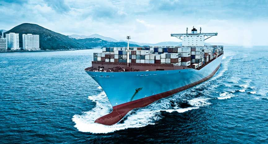 In A Move To Expand Its Sustainability Drive For Seafreight
