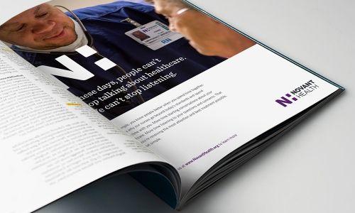 Design Envy · Reinventing Healthcare: Novant Health