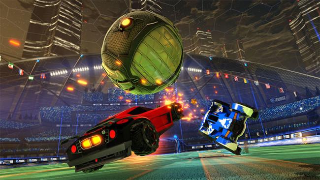 Rocket League Free Download V1 42 Steamunlocked Rocket League Best Pc Games Rocket League Ps4