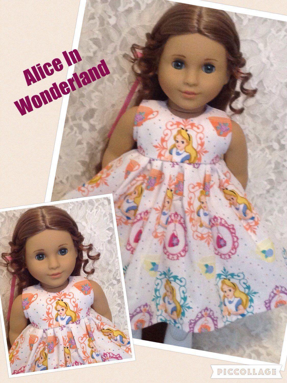 "23/"" My Twinn Doll Dress Only"