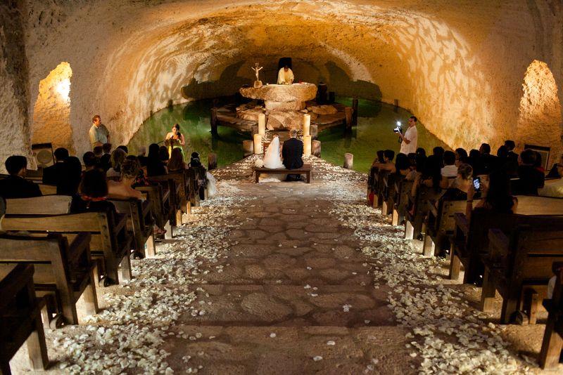 Cancun Wedding, Wedding