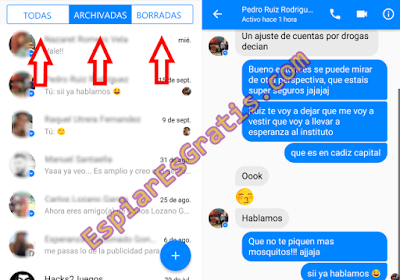 Espiar Facebook Messenger El Chat Espiar Es Gratis Trucos Para Android Como Espiar Hackear Contraseña