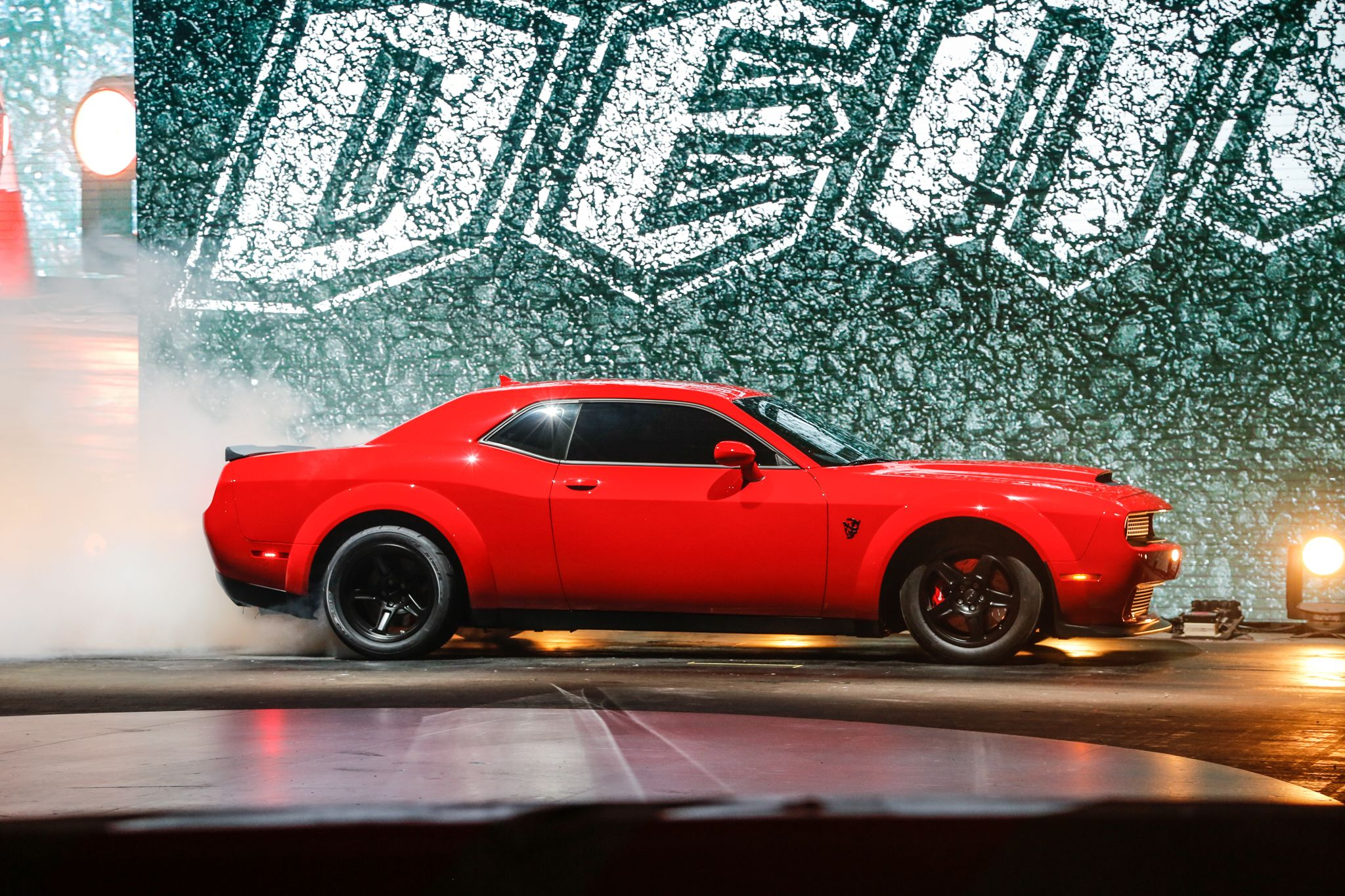 Dodge unveiled what it claims is the fastest muscle car ever: the ...