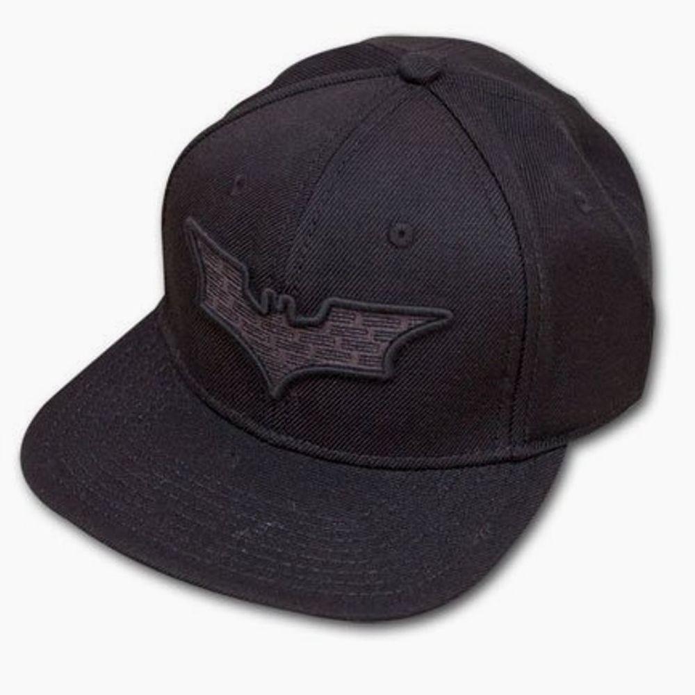 DC Comics Batman The Dark Knight Rises Snapback Baseball Cap Hat New With  Tags  DCComics  BaseballCap 373097519f2