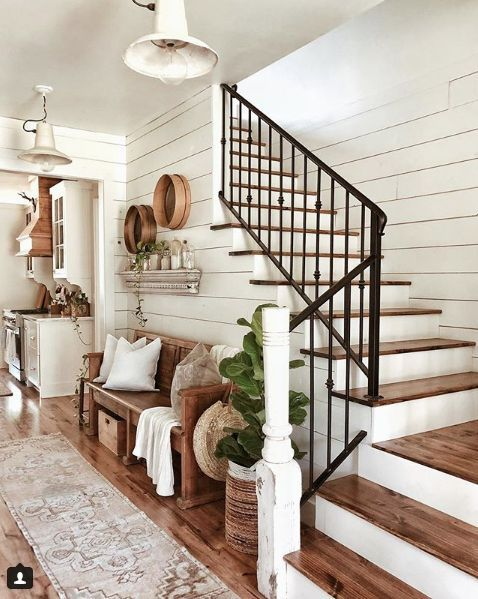 5 Instagram Photos That Stopped Me In My Scroll (The Lettered Cottage) #decorationentrance