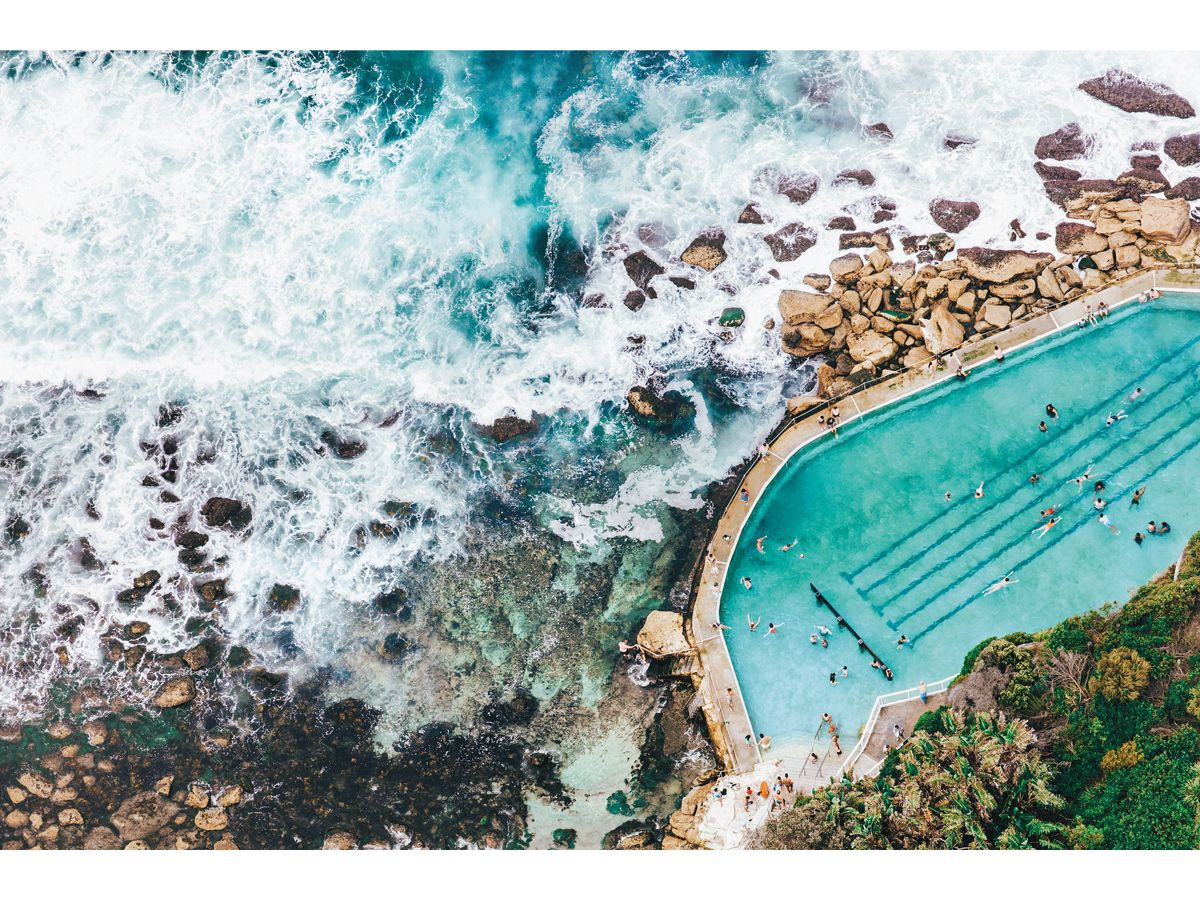 Ba The Club Five Wanderlust Inducing Aerial Views Swimming