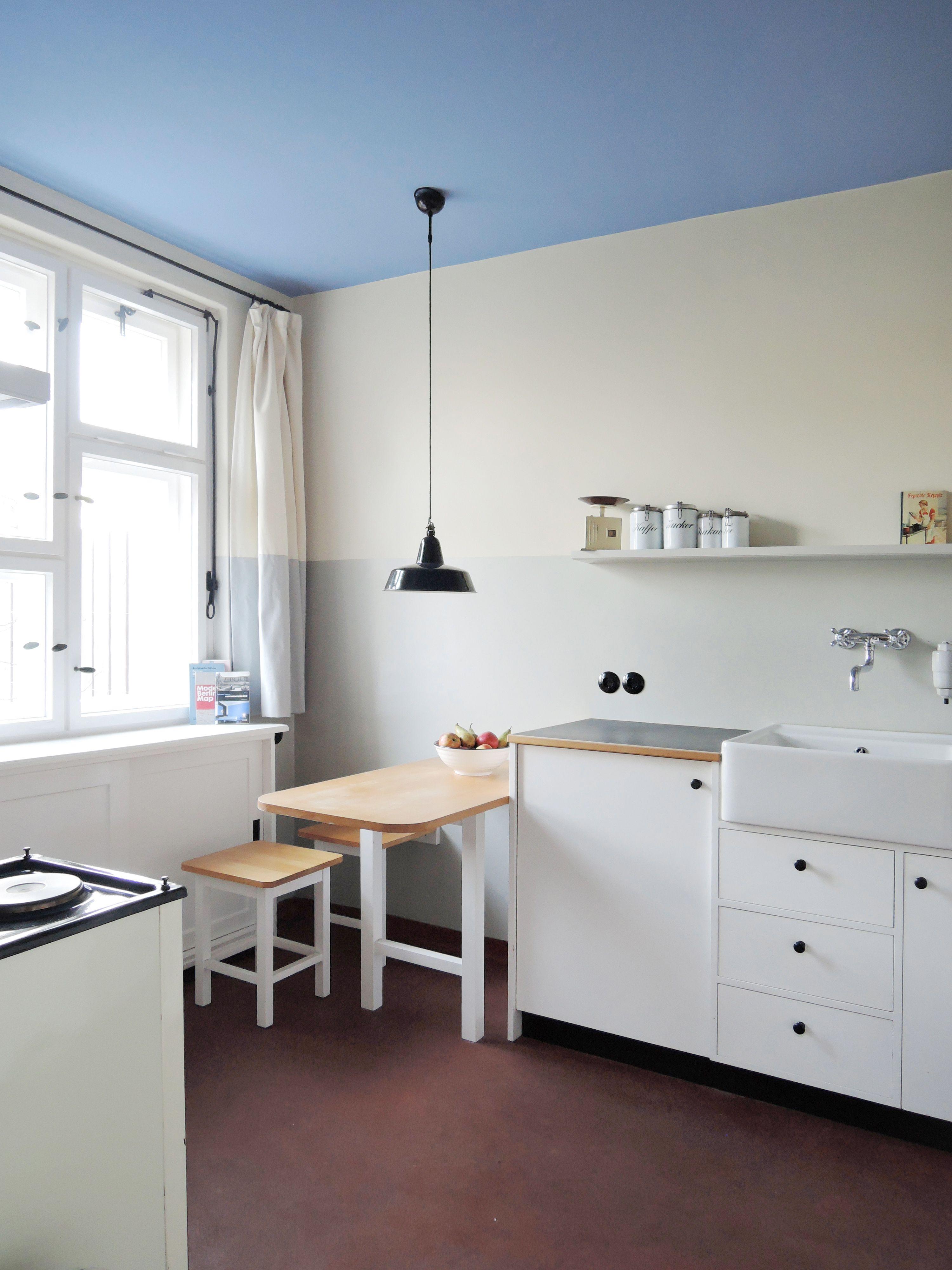 Einrichten Lernen Von Kult Architekt Bruno Taut Das Haus Bauhaus Interior Bauhausstil Wohnung