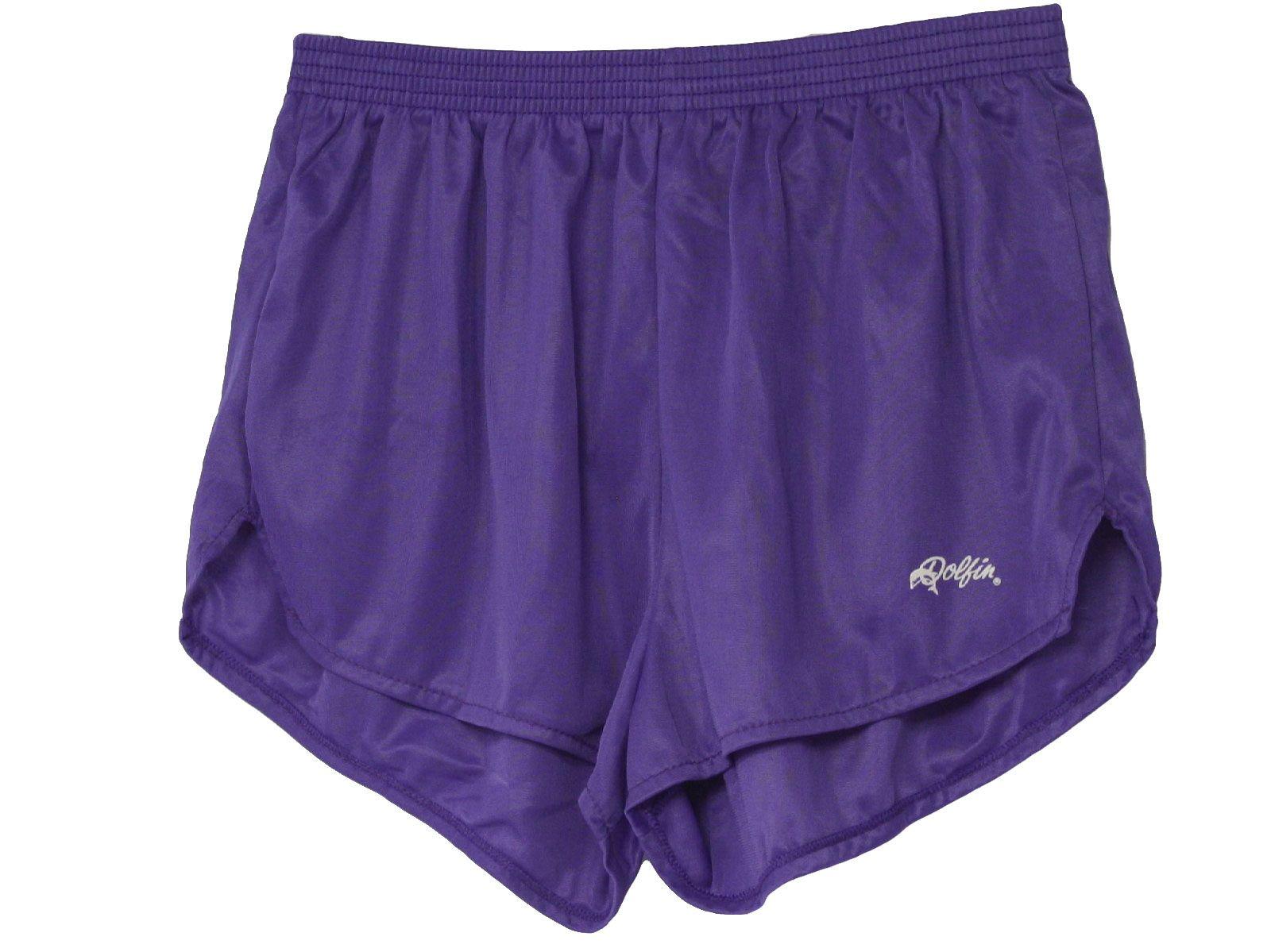 dolphin shorts 80s