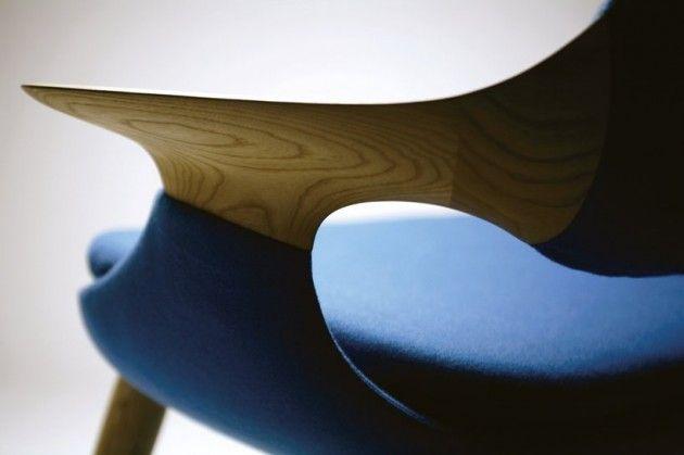 Milan-based Inoda+Sveje have designed the IS Sofa.