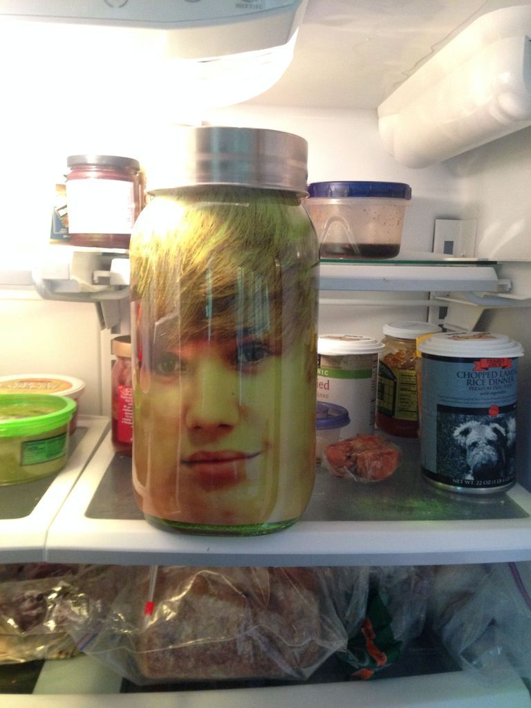 Head in a Jar Prank | Decor, Jars and Halloween party
