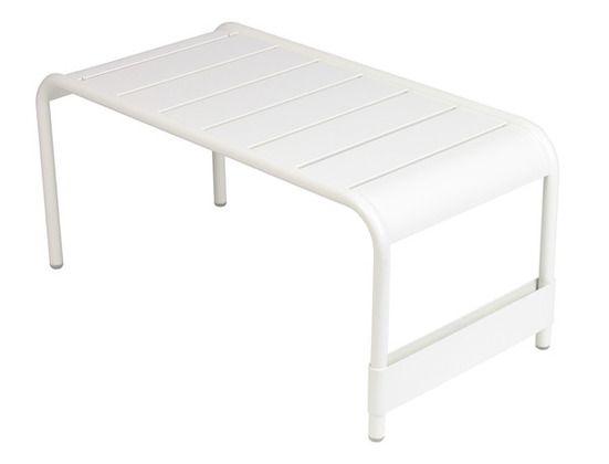 Grande table basse / Banc Luxembourg, pour salon de jardin ...