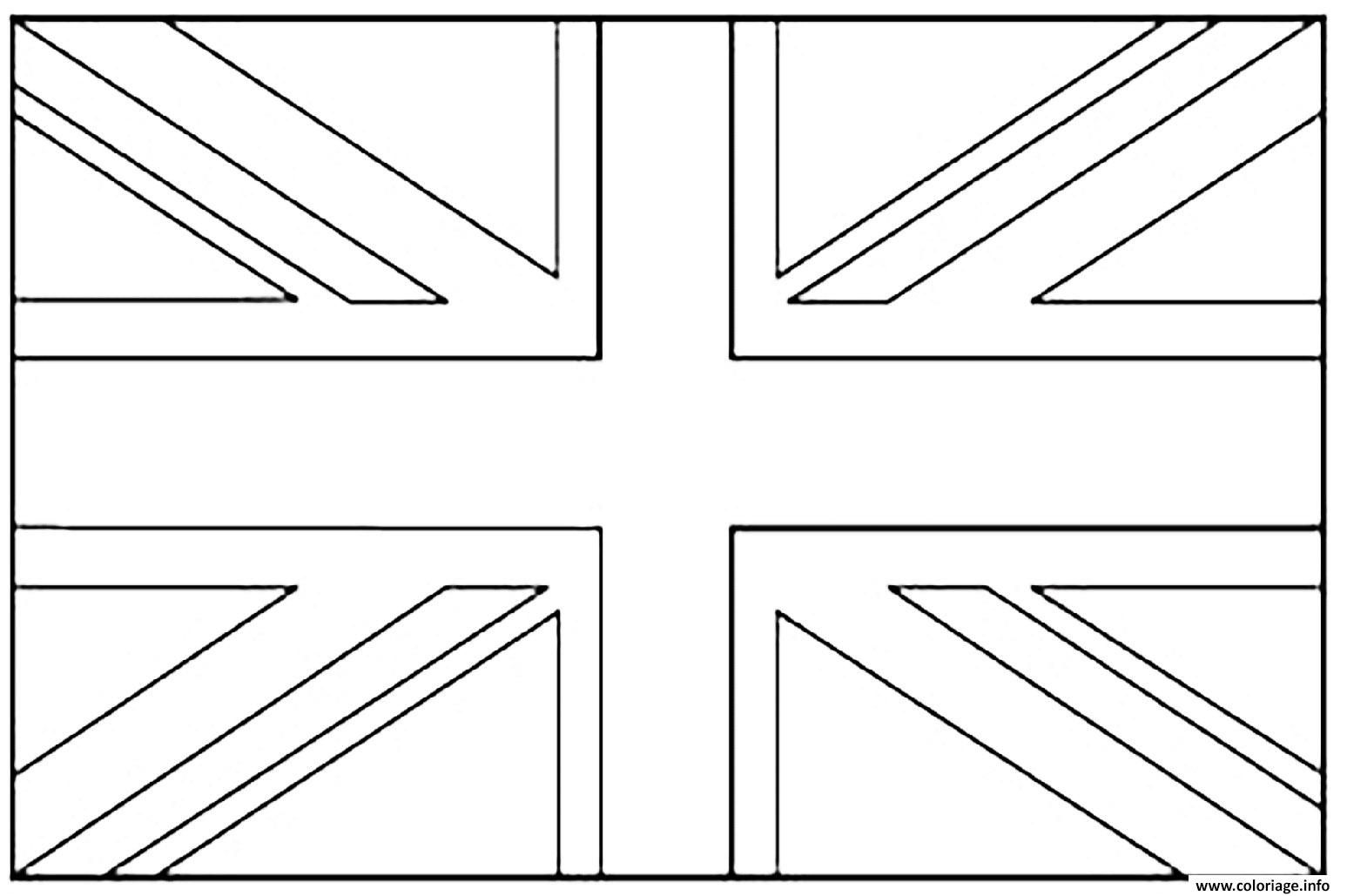 Coloriage Drapeau Angleterre Jecolorie In 2020 Flagge England Grossbritannien Flagge Uk Flagge