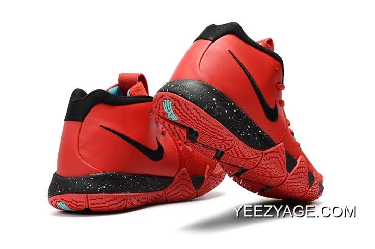 new styles 61483 4ab36 Buy Now Nike Kyrie 4 University Red/Black | Shoes in 2019 ...