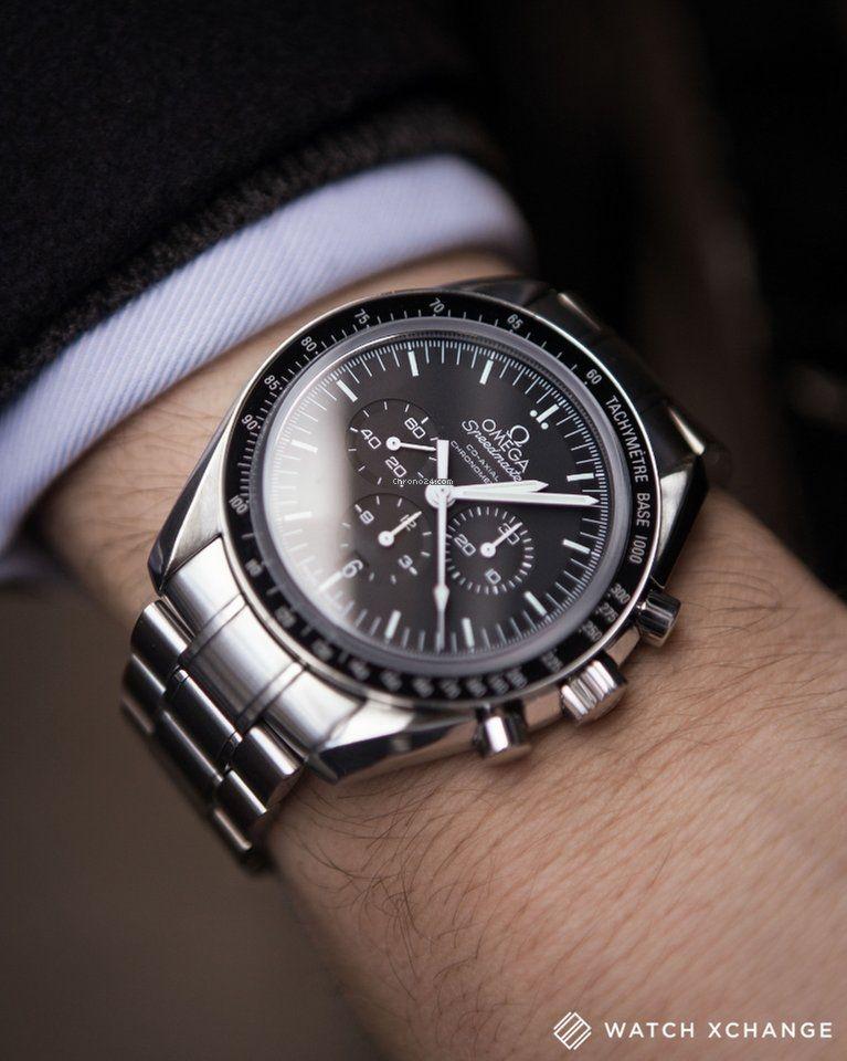 Omega Speedmaster Moonwatch Professional 42 Mm