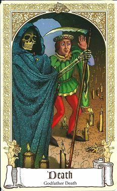Fairy Tale Tarot - Death
