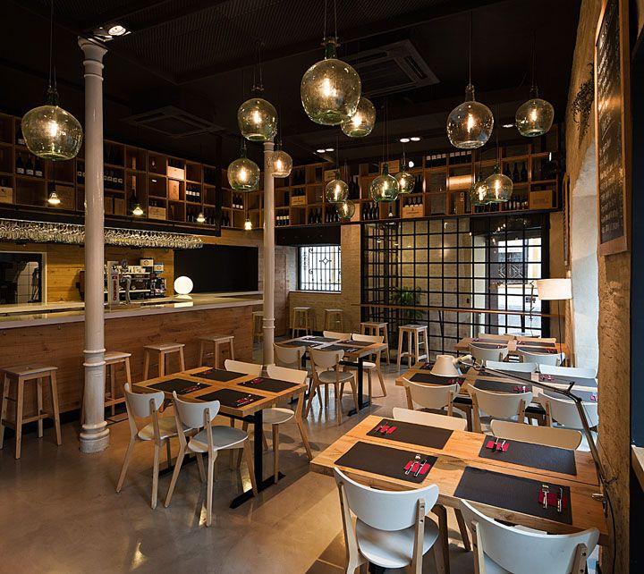 Restaurant PaCatar / Donaire Arquitectos | Restaurants, Retail and Bar