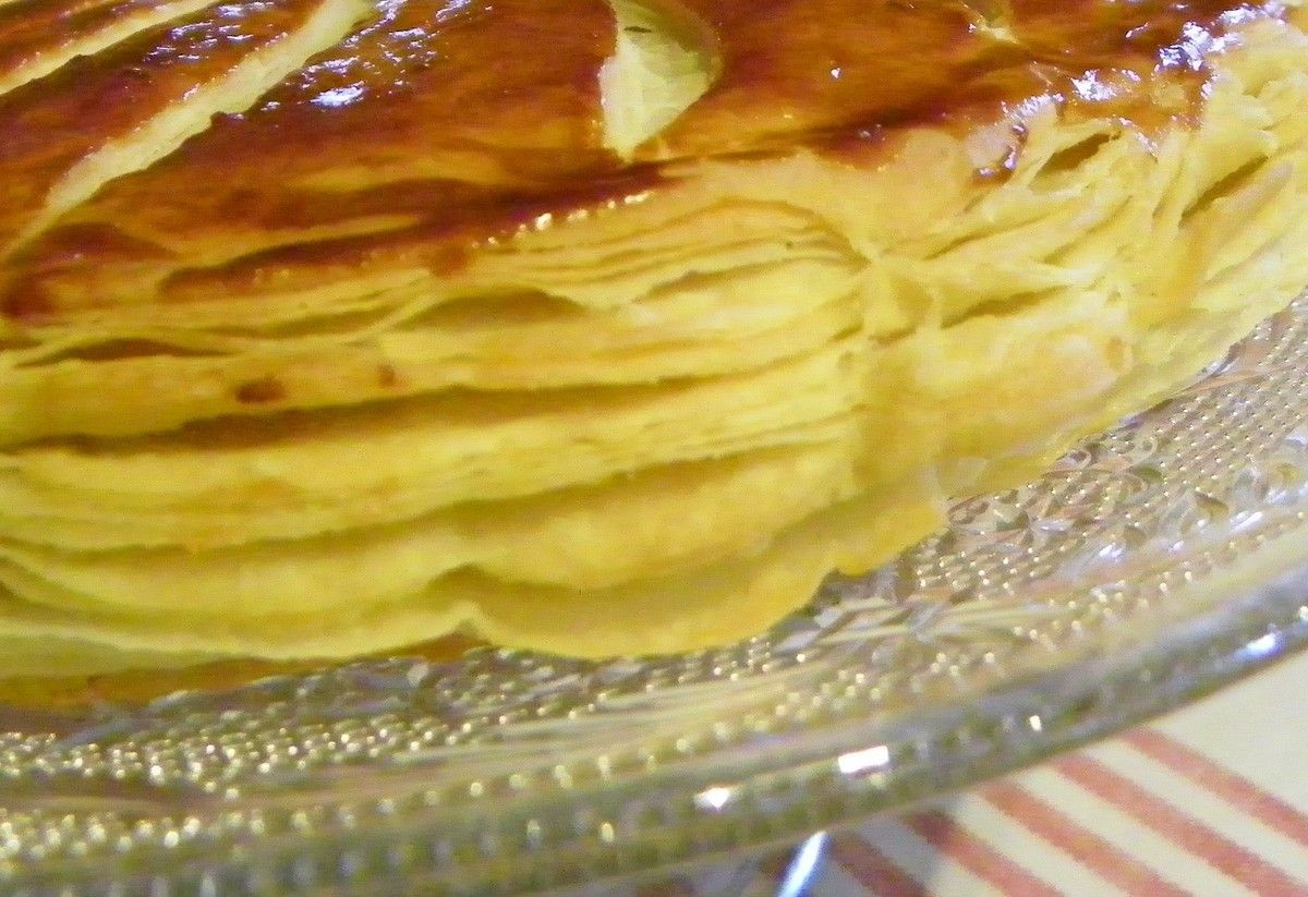 1000 ideas about recette p te feuillet e rapide on pinterest p te feuillet e rapide recette - Recette salee pate feuilletee ...