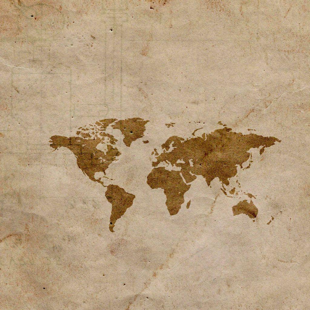 Map Ipad Wallpapers World Map Wallpaper Ipad Wallpaper World Map