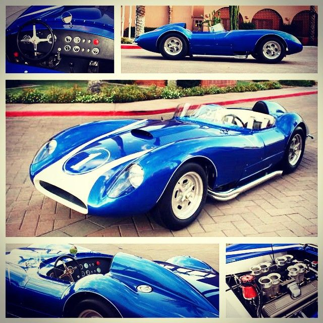 1958 Scarab Roadster For Sale Out Of Scottsdale Arizona