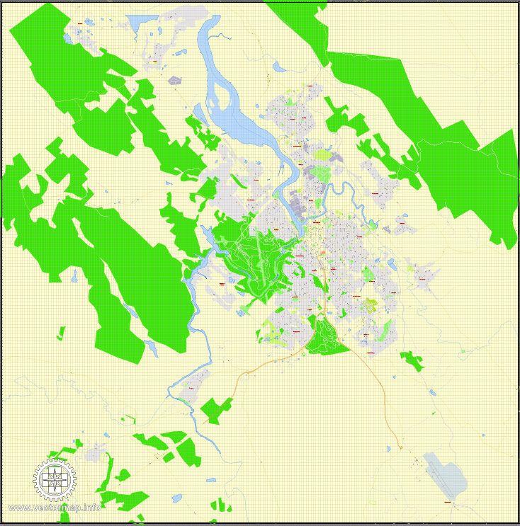 Detailed Map Of Australia Pdf.Launceston Pdf Map Tasmania Australia Exact Vector Street Map