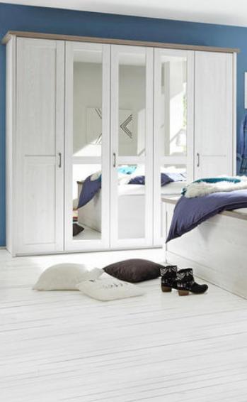 Kleiderschrank In Weiss Truffeleichefarben Online Kaufen Xxxlutz Schlafzimmer Schrank Kleiderschrank Schrank