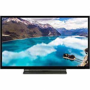 "Toshiba 24WL3A63DB 24"" Smart 720p HD Ready TV with"
